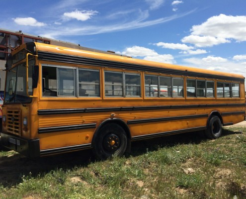 School Bus Smith A07