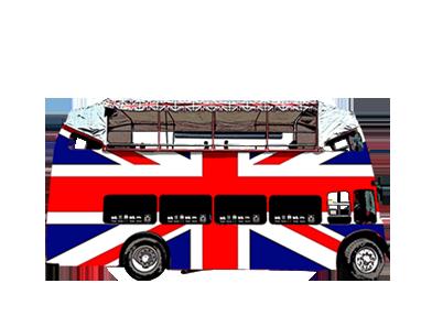 Autobus Inglés Bristol