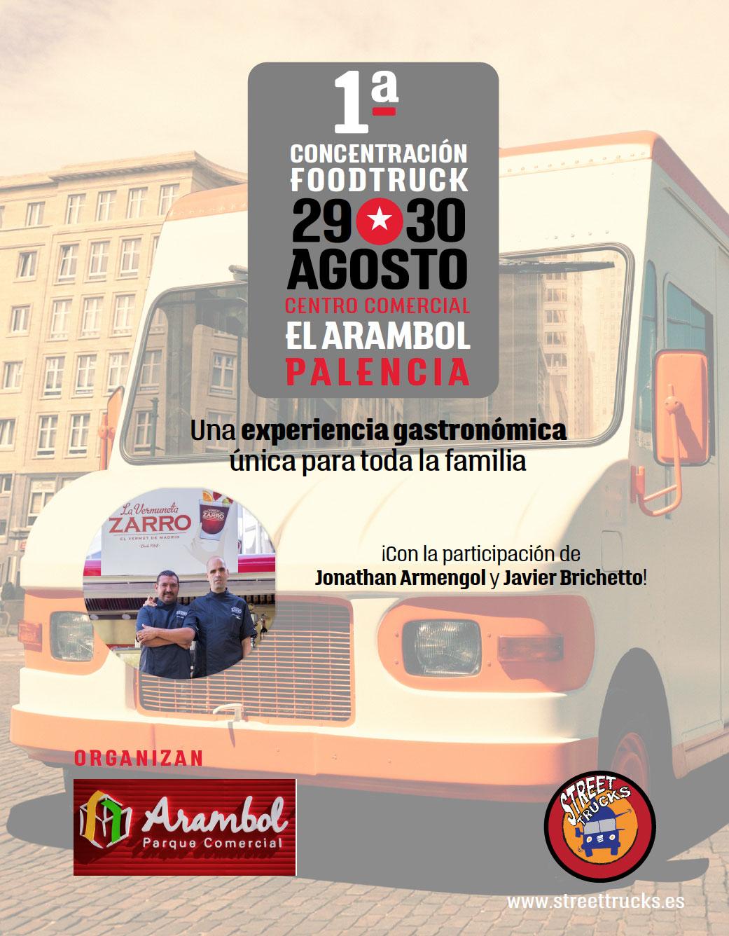 Street Trucks - Street Food Palencia