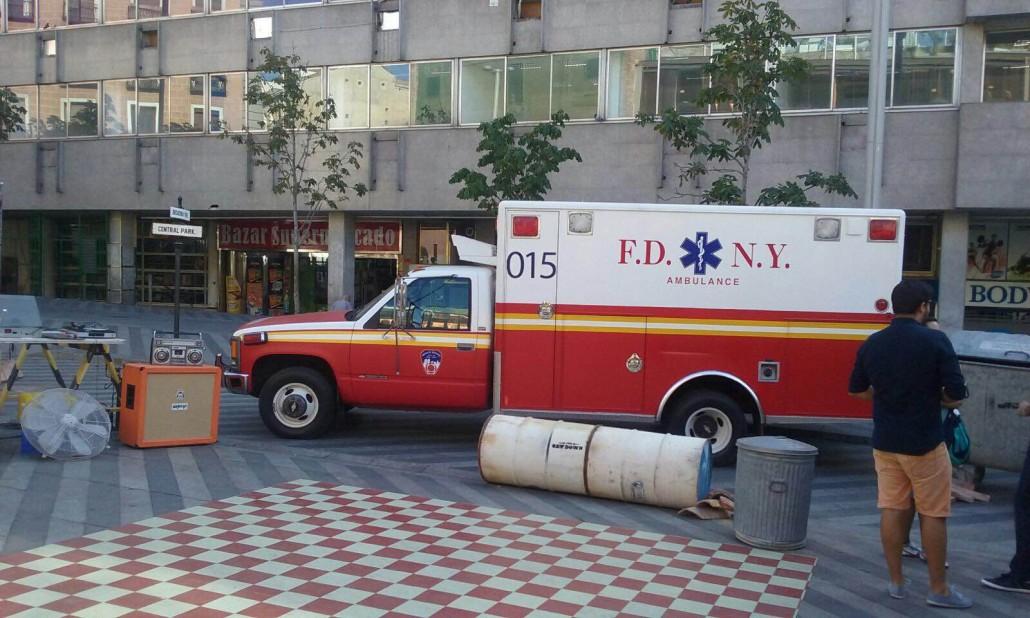 Ambulancia Americana