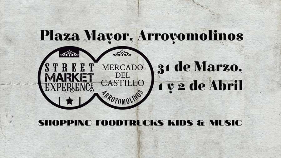 Mercado del Castillo en Arroyomolinos