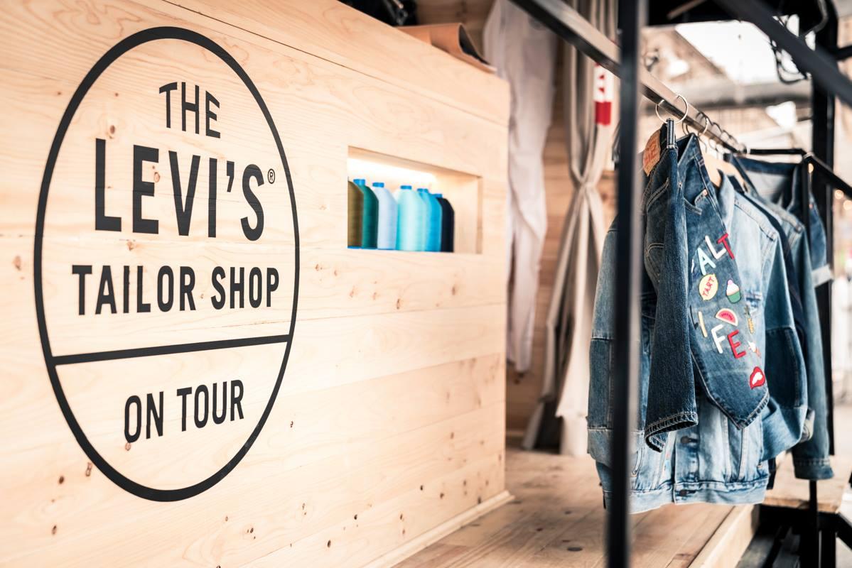Levi's Tailor Shop