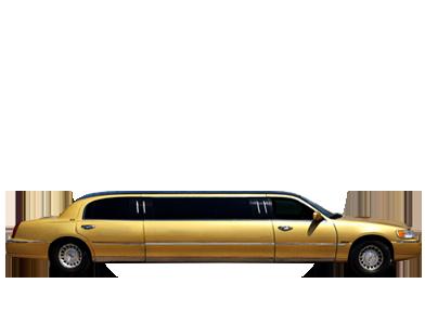 Limusina Lincoln Town Car