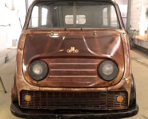 furgoneta DKW