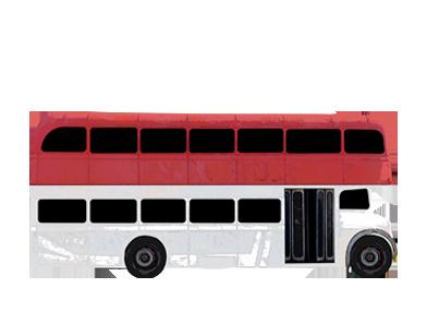 Autobús doble inglés Decker
