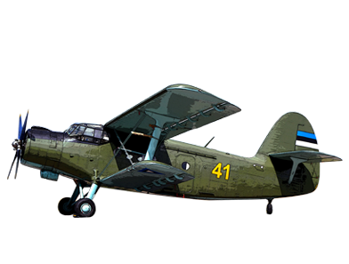 Avioneta Antonov AN-2