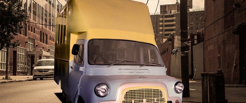 Autocaravana Bedford Special