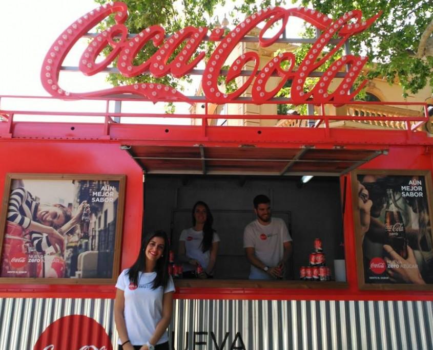 Nueva Coca Cola Zero Azúcar