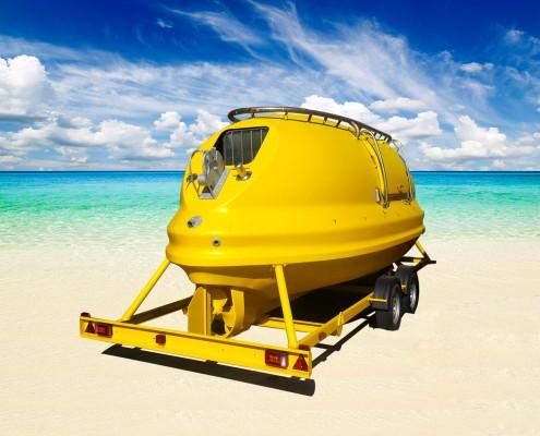 Submarino para eventos