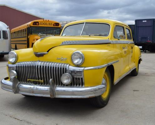 Taxi De Soto de 1947