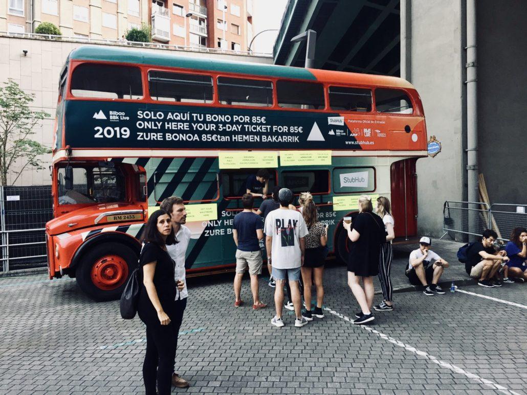 Autobus bbk live